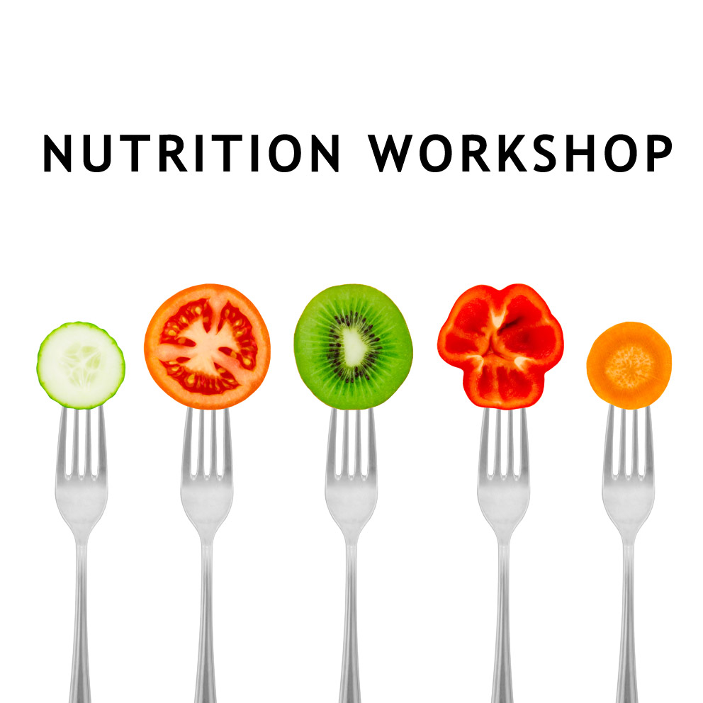 Core Nutrition Workshops Core Nutrition Pilates