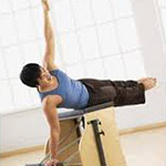 Chair pilates classes in conwy north wales